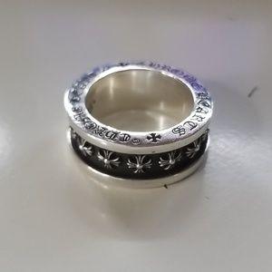 Chrome Hearts Mini Plus Ring